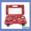 Under Car Service Tool Brake and Clutch Master Cylinder Pressure Tester Kit