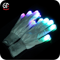 2015 China Wholesale Hand Gloves Cycling Gloves Led Gloves For Club