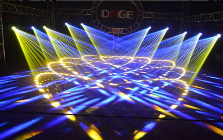 Super Beam 2015 DAGE AD 3320 330 YODN 330w 15r Light