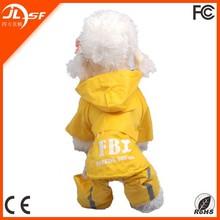 High quality pet raincoat, hot sale dog raincoat, fashion pink rain coat dog