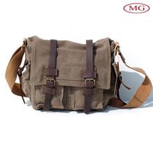 canvas camera bag,organic canvas shoulder bag with high quality