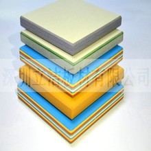 LIJIE HPL low cost UV resistant phenolic resin advanced modern customized high pressure laminate hpl board