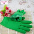 Soins de la peau 2014 été, nouveau design à la main masque hydratant gants, auprès des fabricants chinois