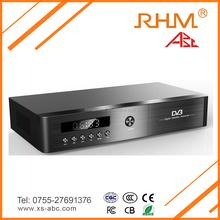 HD high quality DVB T2/ ATSC/ISDB digital tv box converter box transmitter tuner