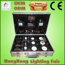 OEM/ODM portable LED exhibition Aluminum led demo case /Hot sell led display case /LED display cabinet board