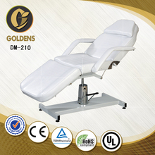 2015 hot sell portable hydraulic massage table for salon beauty