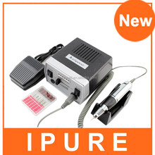 iPure low noise ABS metal material fashion nail drill machines drilling pen