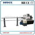 alta qualidade totalmente automático torno cnc com alimentador de barras ck6132a