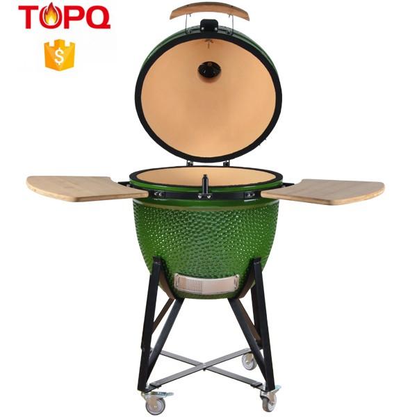 TOPQ Intérieur et Extérieur Barbecue Ignifuge Charbon Grill