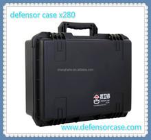 X280-IP67 waterproof hard plastic carrying case