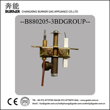 gas grill burner parts B880205A-3BDGROUP