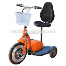 New Arrival three wheels stand up cross-country cart with front brushless motor