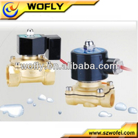 1inch Cheap Natural gas solenoid valve dc 12v
