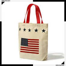 100% QC 280gsm customer printing standard size nature plain organic cotton bag