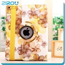 360 Rotating Stand Flip Smart PU Leather Case Cover for Case Apple iPad Air iPad 5 (2013) Cover Screen Film Stylus Pen