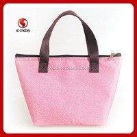 Fashion Frozen Tote Lunch Bag Picnic Bag Insulated And Cooler Lunch Bag