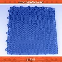 International Tennis Court Floor Materials