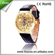 Good Price Offer Newest Men Watch with Visible Mechanism