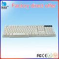 Vmq-31 iso9001 fábrica directa teclado ergonômico, usb adaptador de teclado