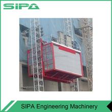 A basso costo di costruzione della gru/costruzione di gru costruzione/materiale di sollevamento con doppia gabbia