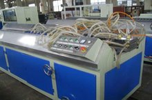pvc sealing edge band plastic extruder machine