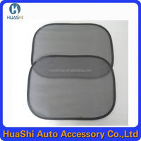 Car window static cling vinyl film, sun shade window film for scratch protection anti-glare car window film