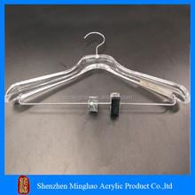 2015 new design metal hook/plastic/acrylic clothes hangers