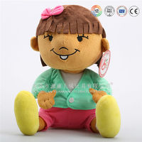 ICTI plush toys factory stuffed toys manufacture real girl dolls