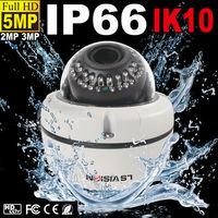 LS VISION easy to install p2p ip camera ir viewerframe mode network ip camera varifocal lens dome camera