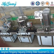 Best-quality china haiguang mineral water bottle filling device