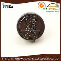 mini size metal zinc alloy sew on shirt shank button