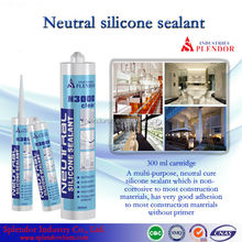 granite polymer Silicone Sealant/ rebar adhesive silicone sealant supplier/ heat resistant silicone sealant