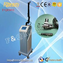 Top selling rf fractional CO2 laser for scar removal skin resurfacing acne scar treatment wrinkle treatment co2 fractional laser