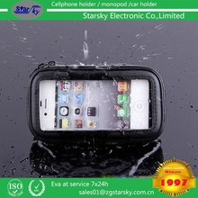 waterproof bag for mobile phone case all sizes For bike mount Snowproof Waterproof Bike Mount bike travel case