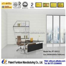 2015 New model office desk table furniture office guangzhou PT-D0522