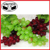 hot selling Artificial Grapes Decorative Plastic Fake Fruit,grape bunch crafts