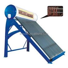 165L Integrative Pressurized copper coil Solar Power System