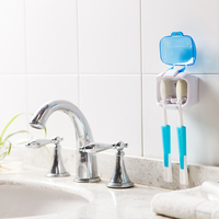 Wall Mounted UV Lamp Sanitizer Sterilizer Portable Toothbrush Disinfector