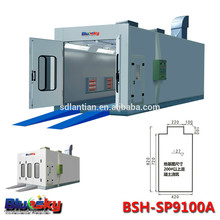 2015 new products used car spray booth/car baking oven for sale/portable auto paint booth
