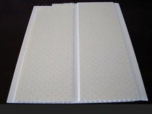 Middle groove and white PVC ceiling and panel hot sell in South America