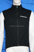 Black cardigan men cycling jacket