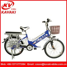 Guangzhou KAVAKI Famous Brand New Design 48V250W Heavy-loading Capacity Cargo Bicycle Electric Bicycle Electric Loading Bikes