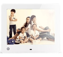 7.0 inch Digital Photo Frame(White) photo picture frame