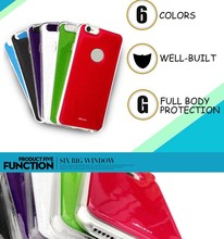 Newest TPU case for iphone 6,4s ,fashionable design cheap mobile phone case