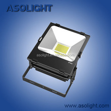 New arrival 250W outdoor lamp innovation design ultra thin 110lm/w ra>80 solar led flood lights outdoor