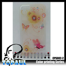 Fashion PC hard printing housing case for iphone 6 plus, cover case for iPhone 5c