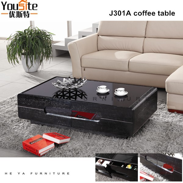Display Home Furniture For Sale Wood Glass Center Table