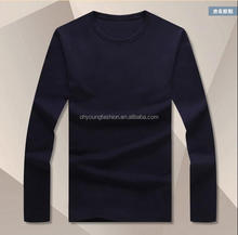 customized soft and suitable longsleeves shirts compression t shirt wholesale cheap