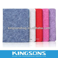 PU case for ipad, smart case for Ipad air