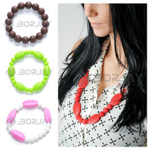 Cheap Silicone Wholesale hand made bracelet